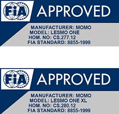 MOMO Lesmo One FIA approved