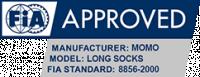 Socks fia approved