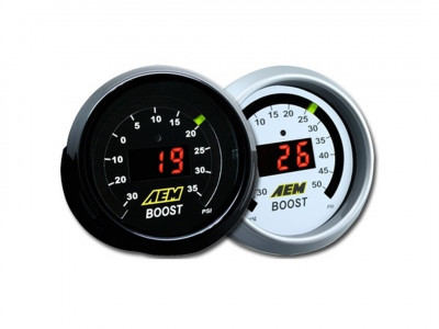 Boost Pressure Gauges