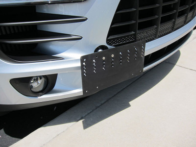 License Plate Mounts