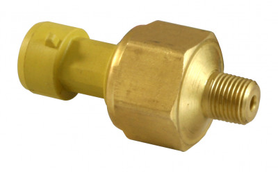 AEM 75 PSIa brass pressure sensor