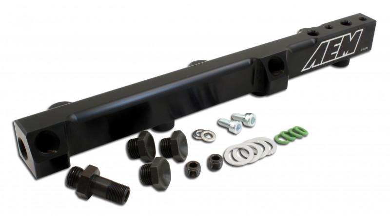 AEM High Volume Fuel Rail for Honda F22A1, F22A4, F22A6, H22A1, H22A4 & H23A1