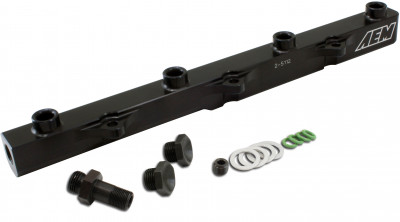 AEM High Volume Fuel Rail for Honda F20C1 & F22C1