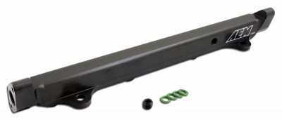 AEM high Volume Fuel Rail for Mitsubishi 4G63