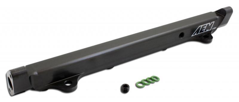AEM high Volume Fuel Rail for Mitsubishi 4G63