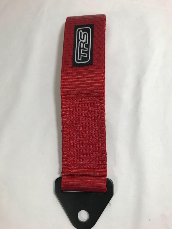 TRS Motorsport Door Handle Pull - Red