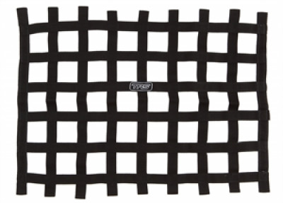 TRS Window Net Black