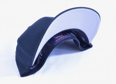 Torqued Hat bill bottom