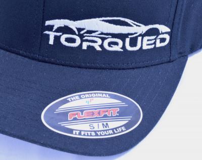 Torqued Hat logo close-up