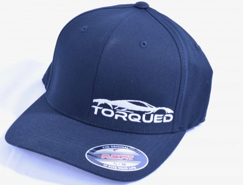 Torqued Hat front