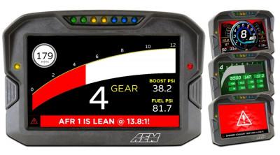 AEM CD-7 Carbon Digital Racing and Logging Dash Display