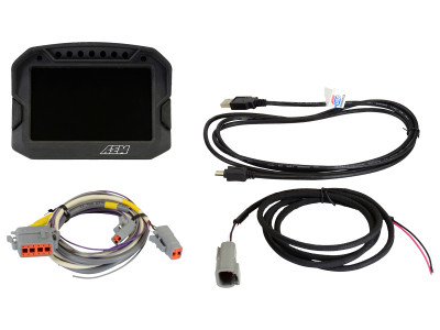 AEM CD-5 Digital Dash Non-Logging / Non-GPS Display