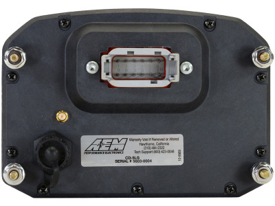 AEM CD-5 Digital Dash rear