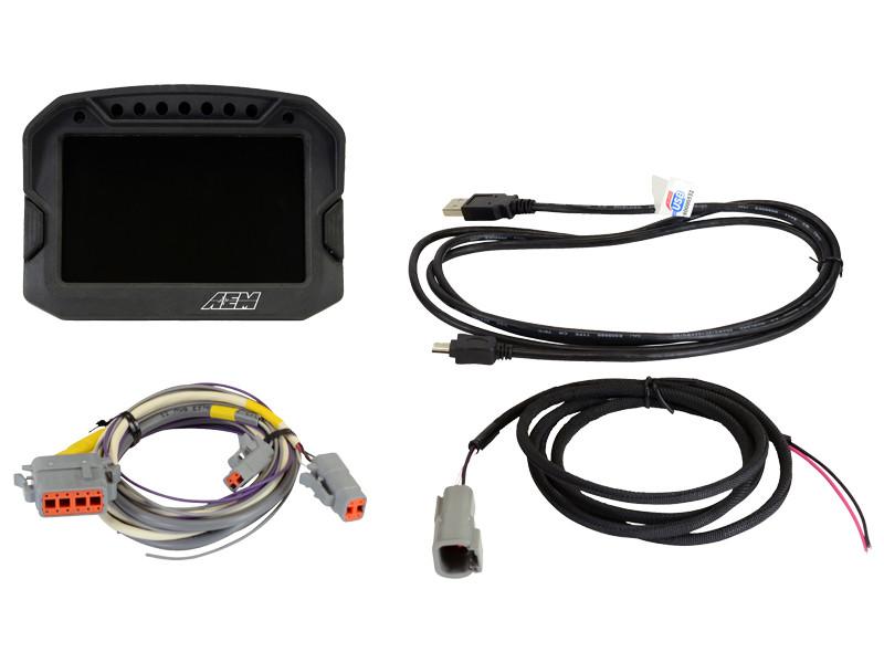 AEM CD-5 Digital Dash Non-Logging / Non-GPS Display