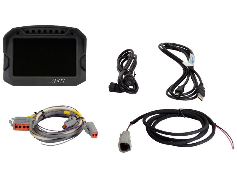 AEM CD-5 Digital Logging / Non-GPS Dash Display