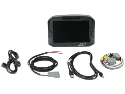 AEM CD-7 Digital Dash Logging / Non-GPS Display