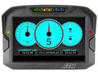 AEM CD-7 Digital Dash demo