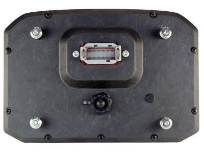 AEM CD-7 Carbon Flat Panel Digital Racing Dash Display Rear