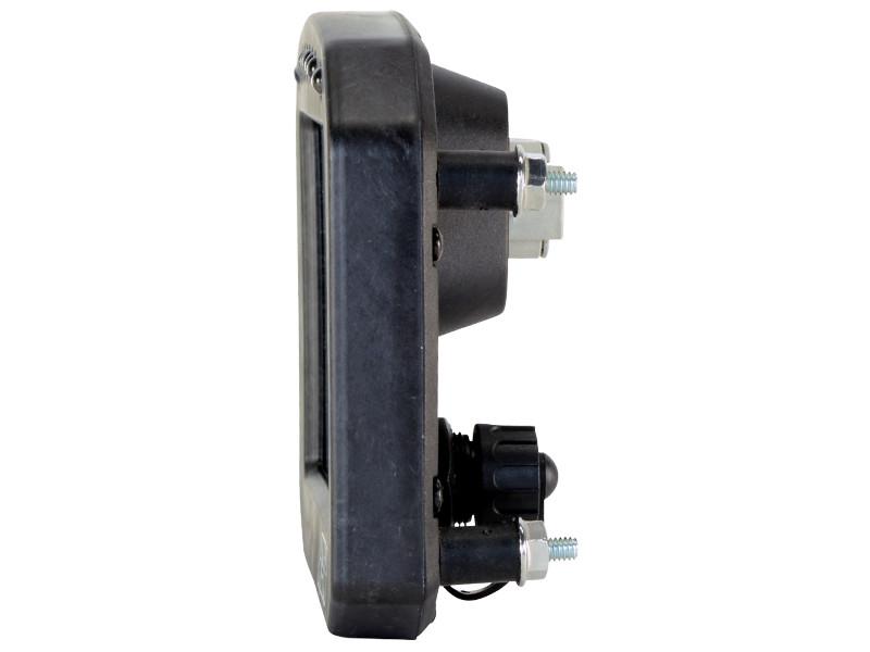 AEM CD-5 Carbon Flat Panel Digital Racing Dash Display Profile