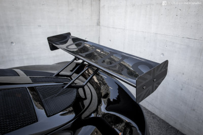 Reverie Lotus Exige S2(04-06) Carbon Rear Wing Kit