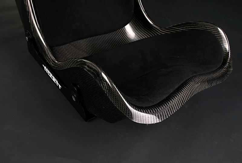 Tillett B2 seat with pads close-up