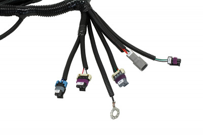 AEM Infinity Series 7 GM LS Plug & Play Engine Harness Connectors