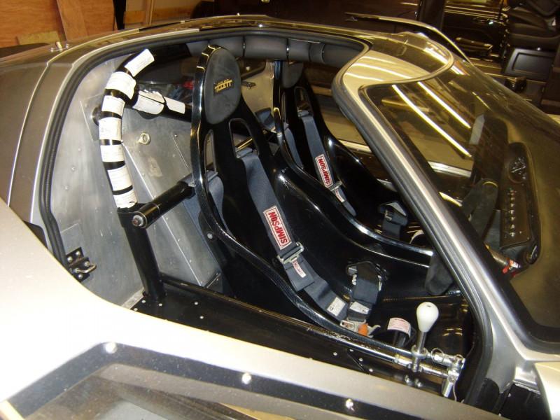 Tillett B4 in Ford GT40