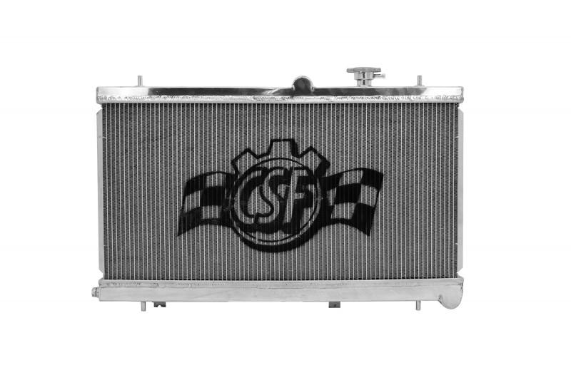 CSF Aluminum Radiator for Subaru Impreza and Baja