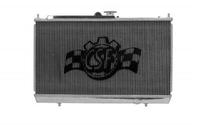 CSF Aluminum Radiator for Mitsubishi Lancer EVO