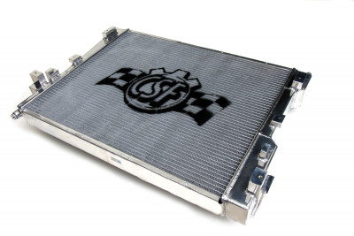 CSF Aluminum Radiator for Ford Mustang