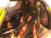 Tillett B4 seat in an Acquila