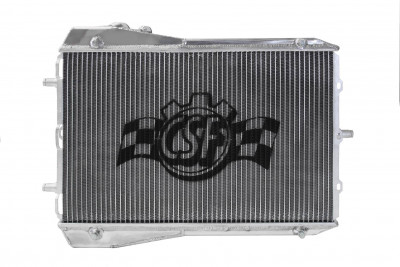 CSF Aluminum Radiator for Porsche 911 Turbo, GT2 - 996/997