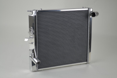 CSF Aluminum Radiator for Porsche Boxster, Cayman, Carrera