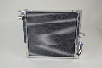 CSF Aluminum Radiator for Porsche 911 Turbo, GT3, GT3RS, CUP