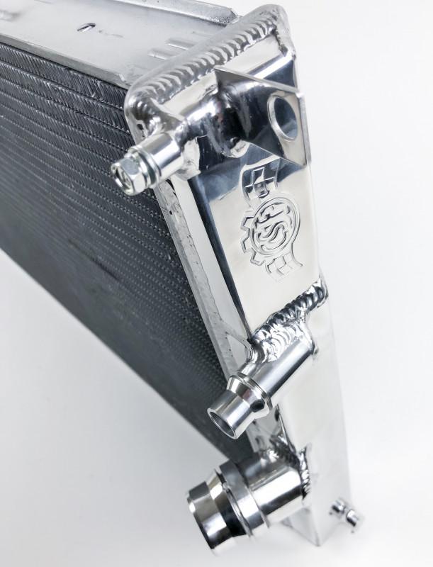 CSF Aluminum Radiator For BMW F87 M2, M235i, F22 M235i, 335i, 435i