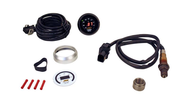 AEM Digital Wideband UEGO Gauge Kit in Lambda Mode