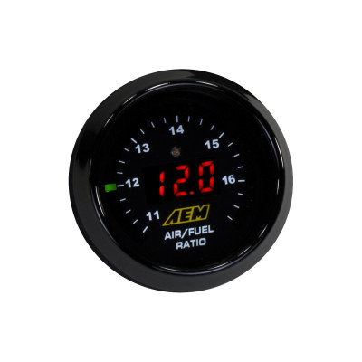 AEM Digital Wideband UEGO Gauge in AFR Mode