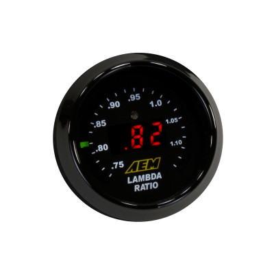 AEM Digital Wideband UEGO Gauge in Lambda Mode
