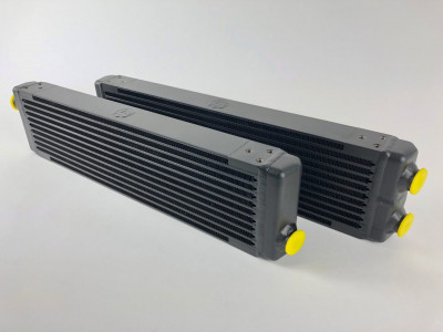 CSF Universal Oil Cooler for Porsche 911