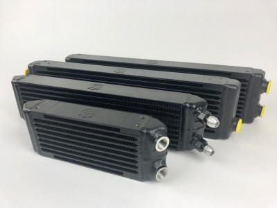 CSF Universal Dual-Pass Oil Cooler