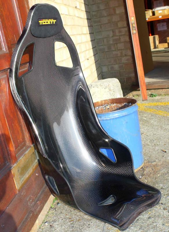 Tillett B6.5 Seat