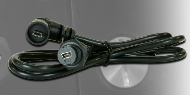 AEM CD Carbon Dash IP67 Communications Cable