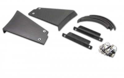 Reverie Carbon Fiber Boot Stiffener Kit
