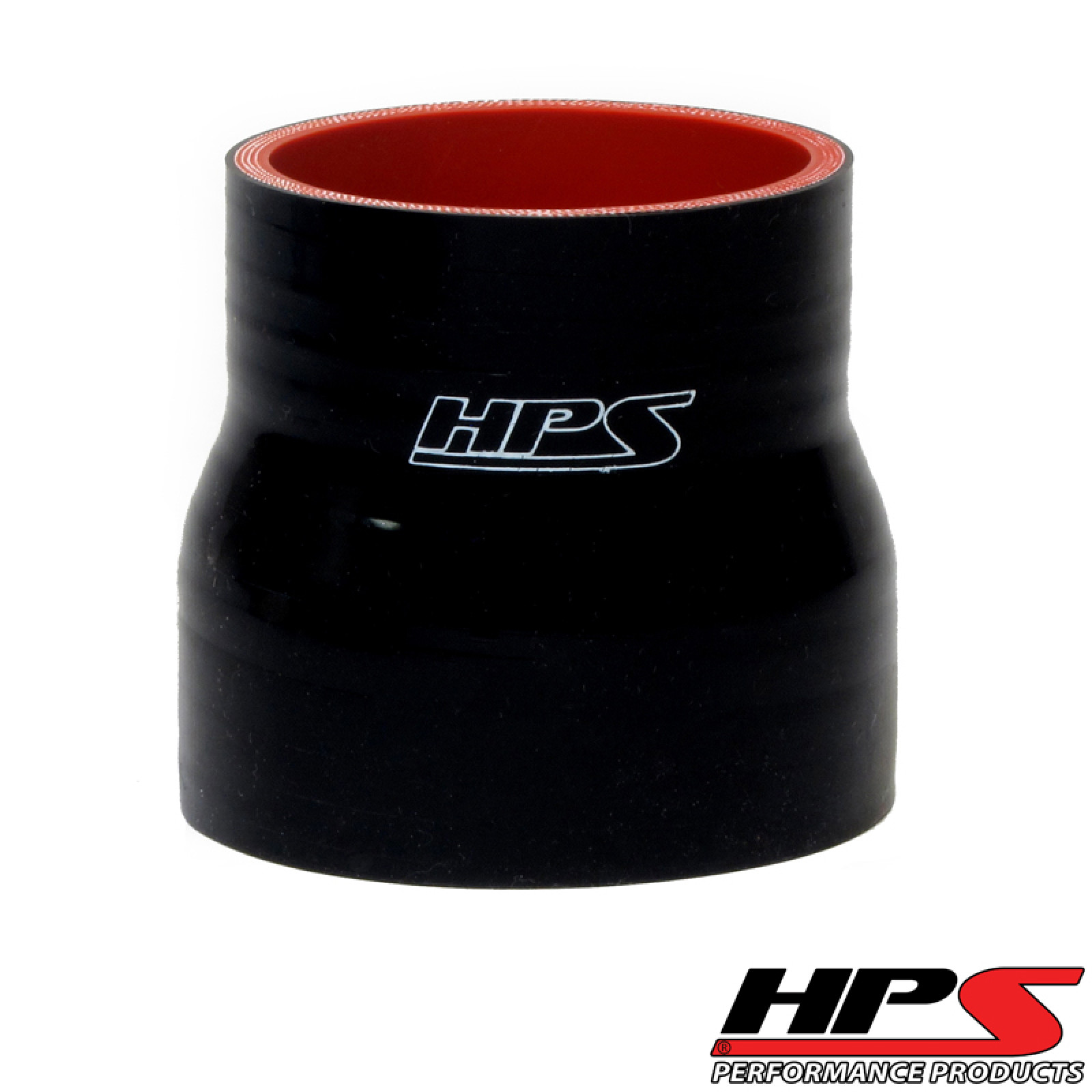 High Temp 4-Ply Reinforced Silicone Blue 3 Length Silicone Reducer Coupler Hose 3 Length HPS HTSRNBLUE-251 3.5-3.75 ID