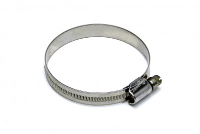 """HPS Stainless Steel Embossed Hose Clamps SAE 10 - 3/4"""" - 1-1/8"""" (19mm-28mm)"""