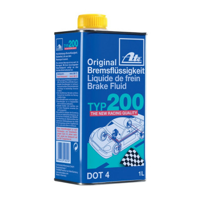 ATE TYP 200 DOT4 Racing Brake Fluid