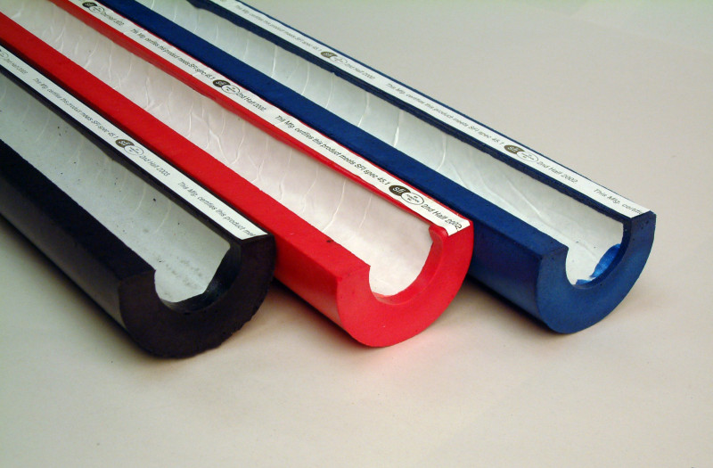 """BSCI Roll Bar Padding - 3/4"""" Thick, Fits 1 and 1/8"""" - 1 and 3/8 """" bar diameter"""