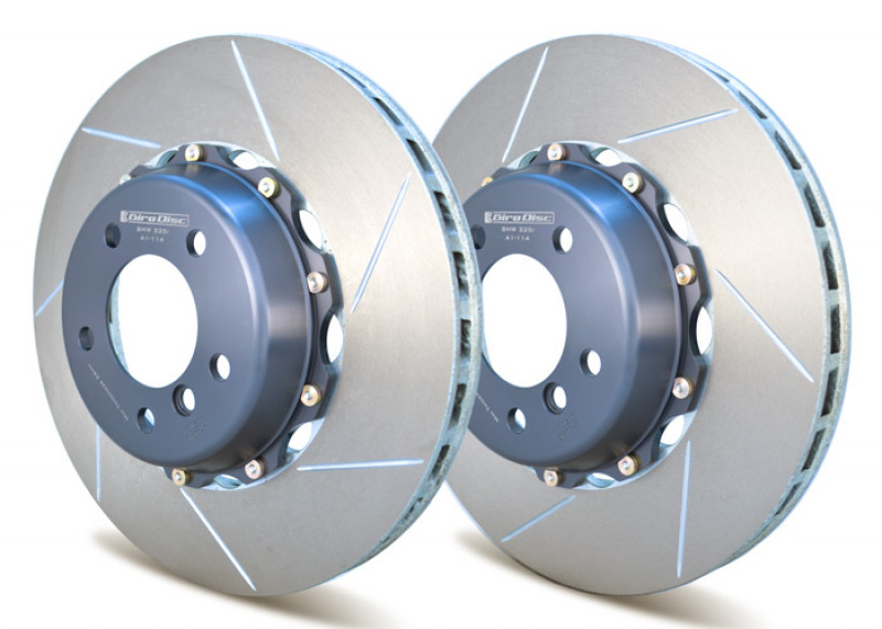 Girodisc Front 2-piece Rotors for BMW E9X 335I