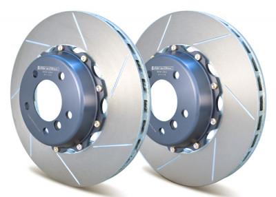 Girodisc Rear 2-piece Rotors for BMW E9X 335I