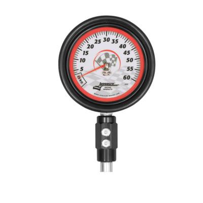 Longacre Analog tire Pressure Gauge